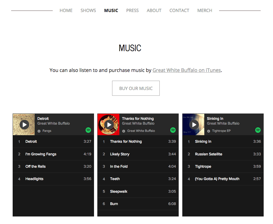 How to Embed a Spotify Playlist on Your Website