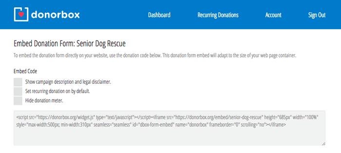 How to Add a Donate Button to Your Website | Jimdo