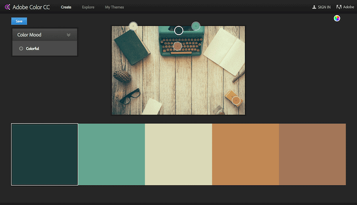 Colors That Match With Brown choose the best color combinations for your website | 8days