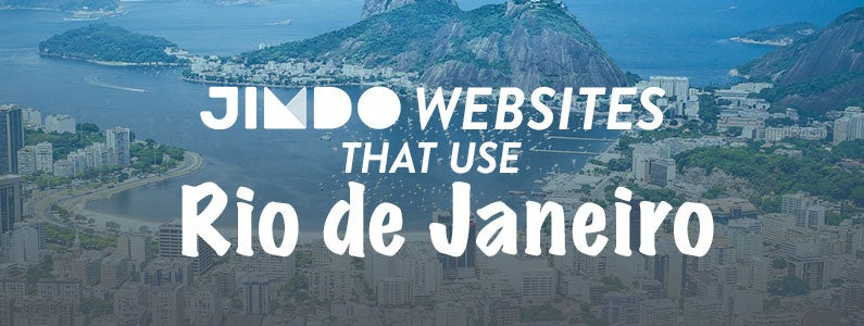 Example Websites Using the Rio de Janeiro Template