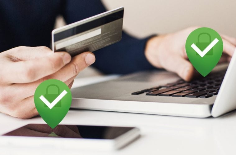 Secure online shopping