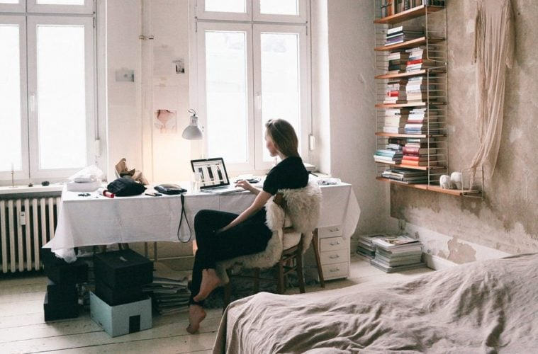Is it possible to work efficiently from a home office?