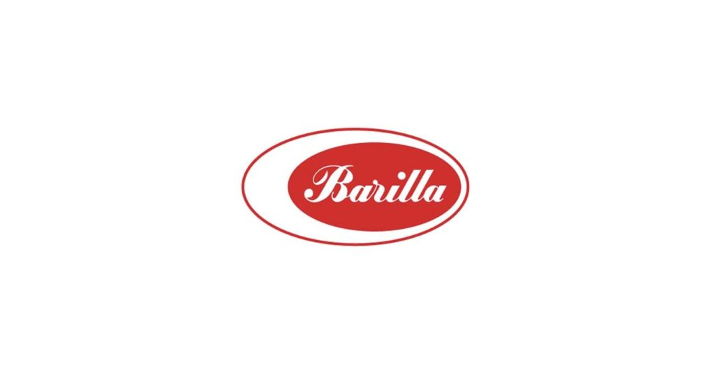 Barilla Logo Evolution, 1954