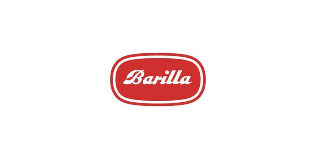 Barilla Logo Evolution, 1949
