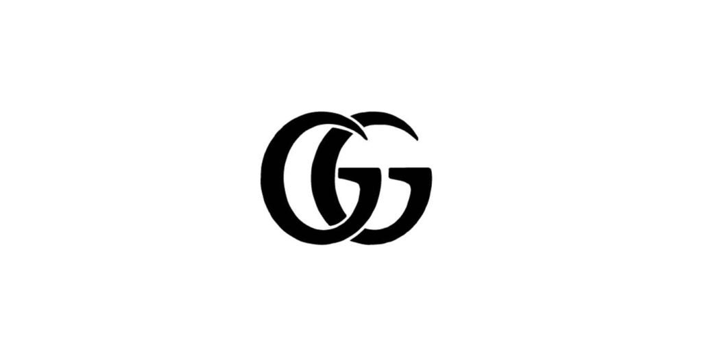 Gucci logo evolution 1960