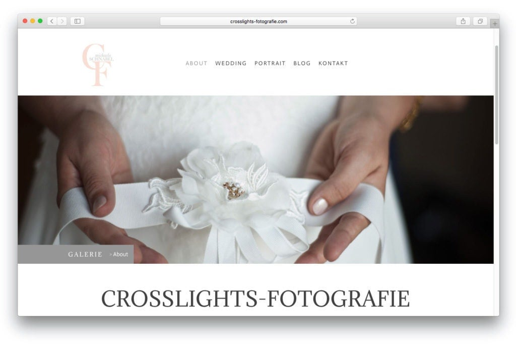 Crosslights-Fotografie
