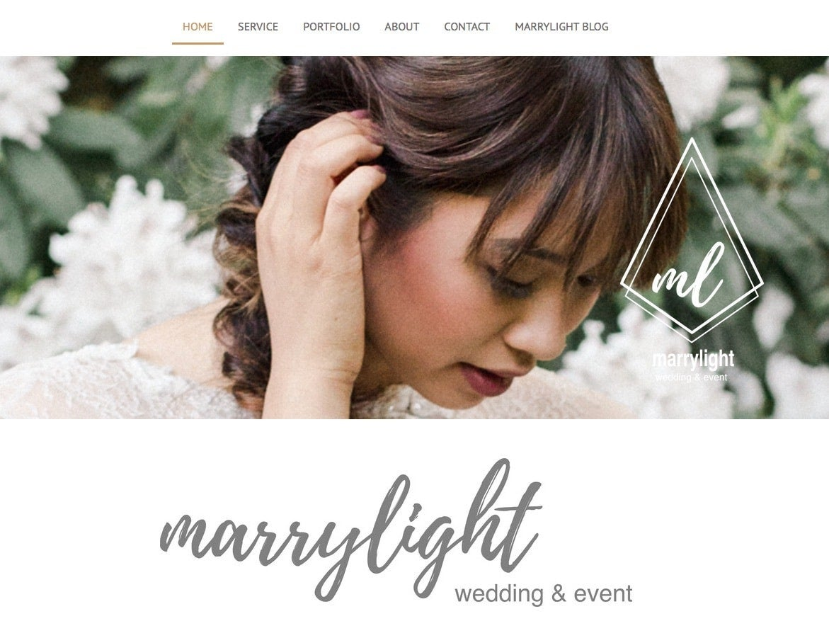 Website marrylight